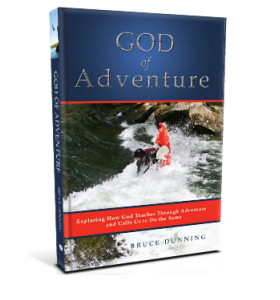 God of Adventure Book